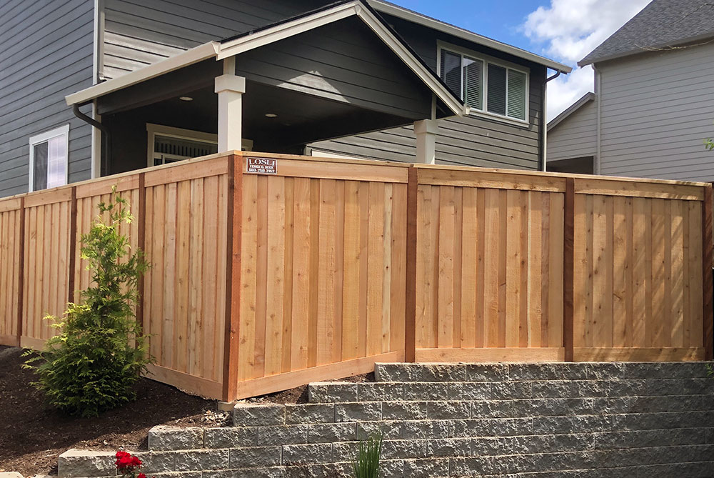 Losli Privacy Fence