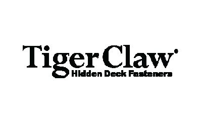 Tigerclaw Hidden Fasteners Logo