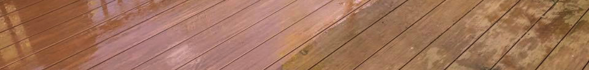 Caring For Your New Deck